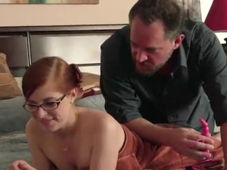 Anal training of prensley